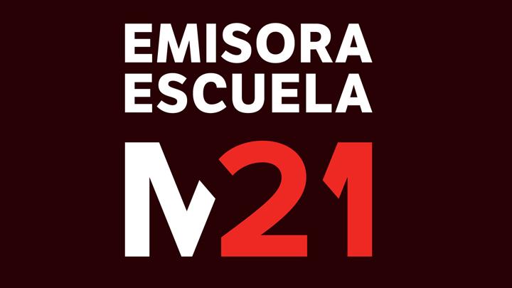 Imagen banner Emisora Escuela M21