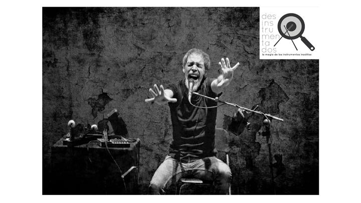 Imagen banner Desinstrumentados con Neonymus