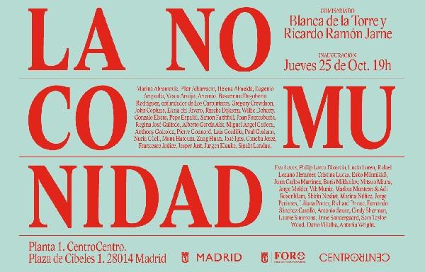 Imagen banner La NO comunidad