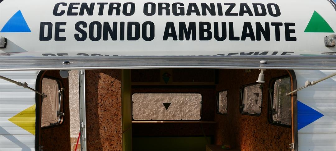La C.O.S.A. aparca en Villaverde para generar el mapa sonoro del distrito