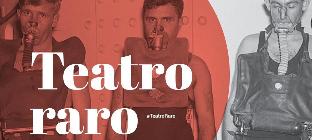 Déjate sorprender con el Teatro Raro