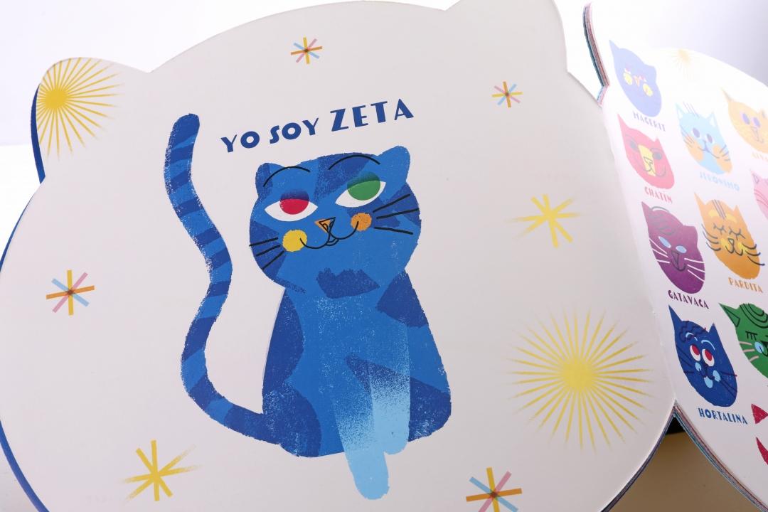 Pídenos Yo soy Zeta, el libro que da la bienvenida a los bebés de Madrid y disfruta leyendo cada noche