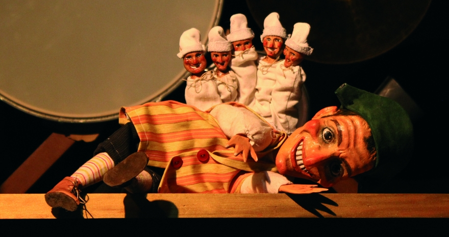 CRISTÓBAL PURCHINELA - Alauda Teatro